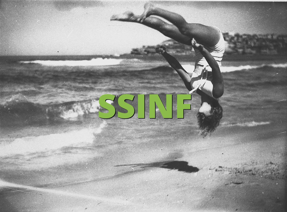 SSINF