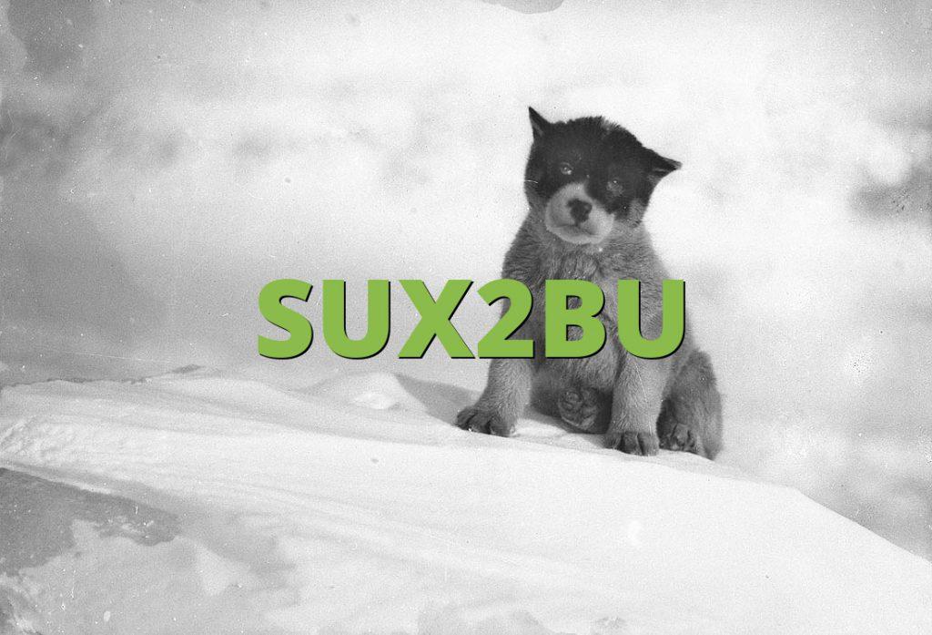 SUX2BU