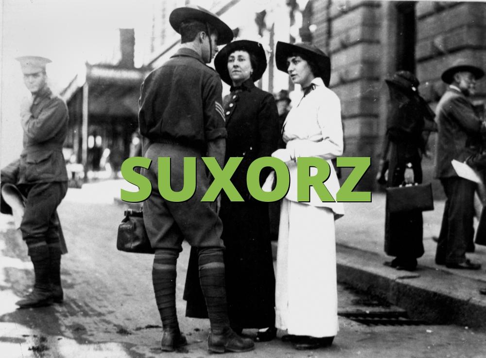 SUXORZ