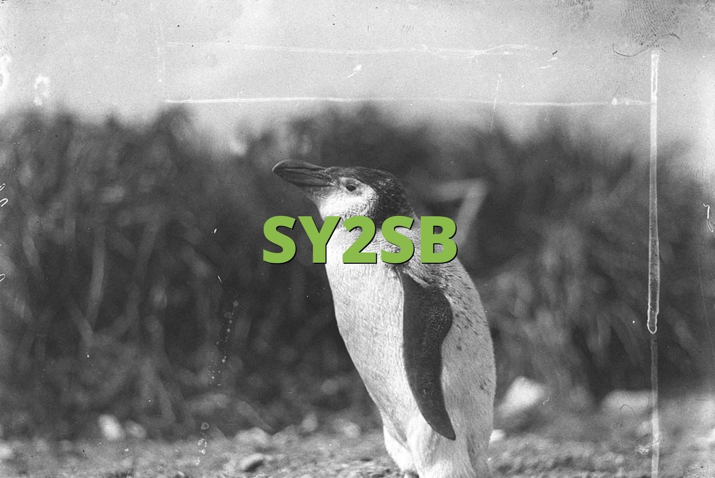 SY2SB