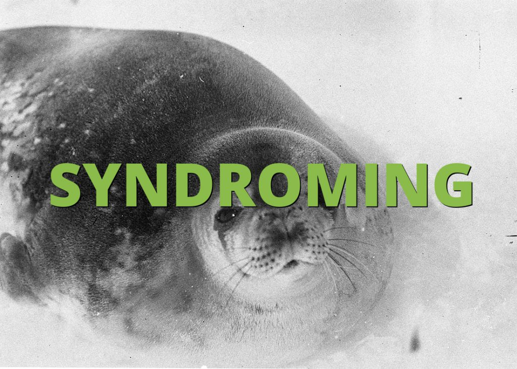 SYNDROMING