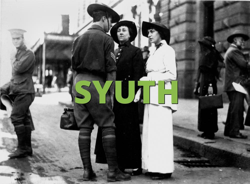 SYUTH