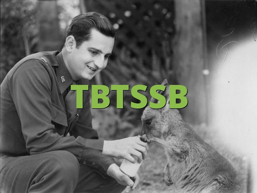 TBTSSB