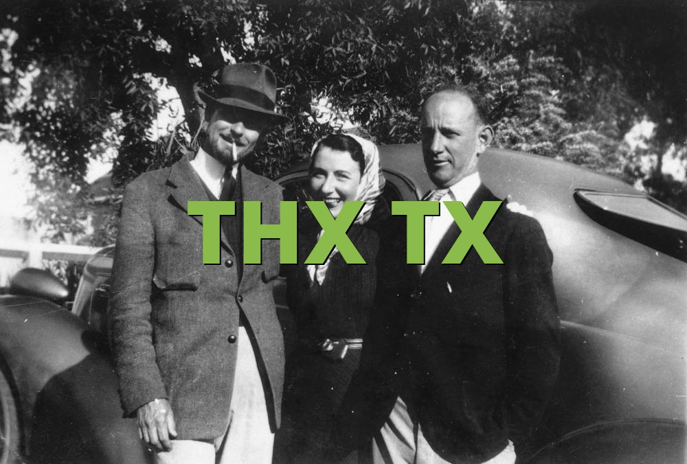 THX TX
