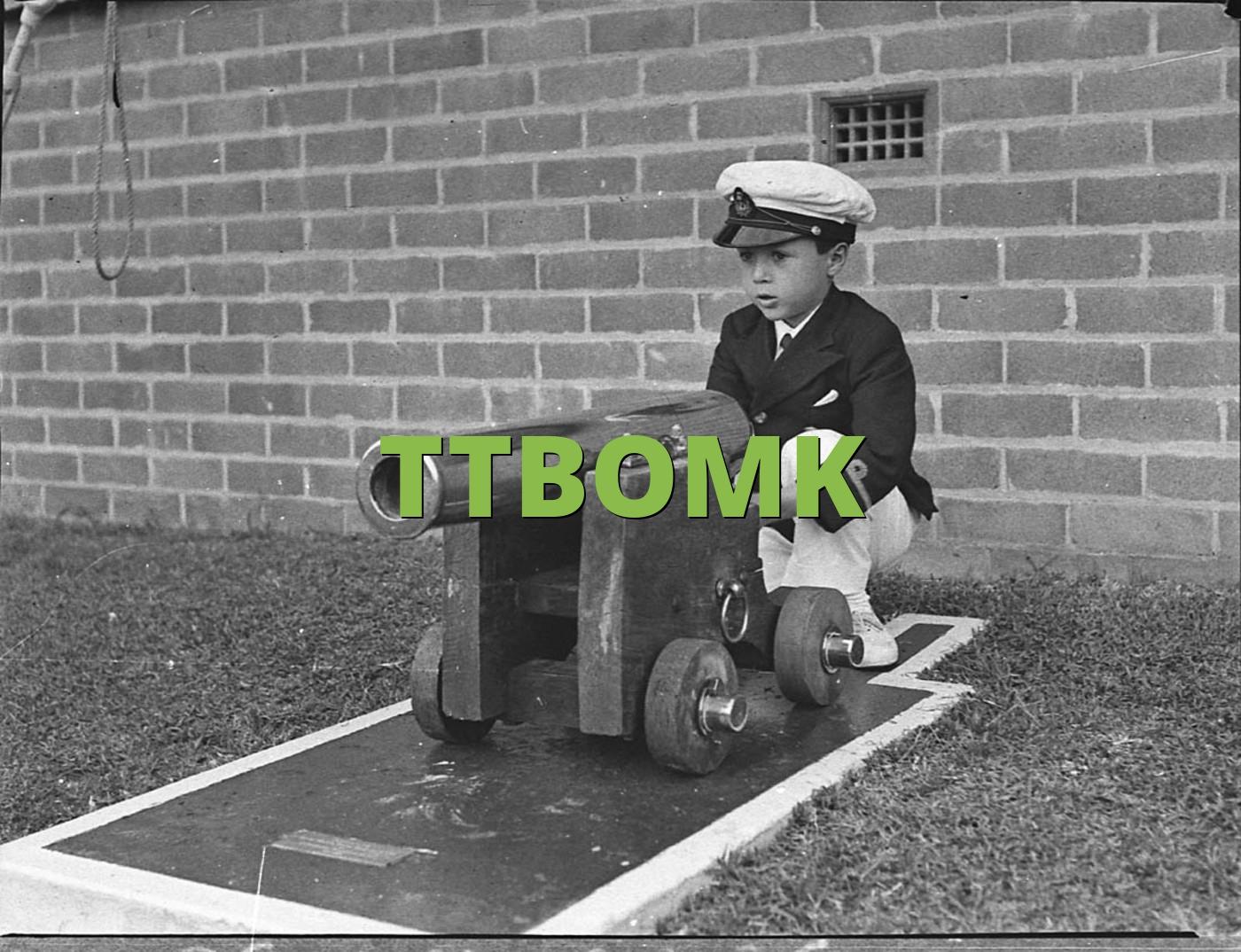TTBOMK