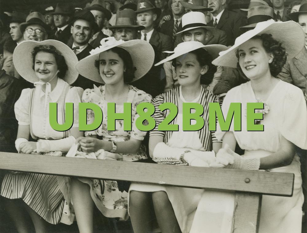 UDH82BME
