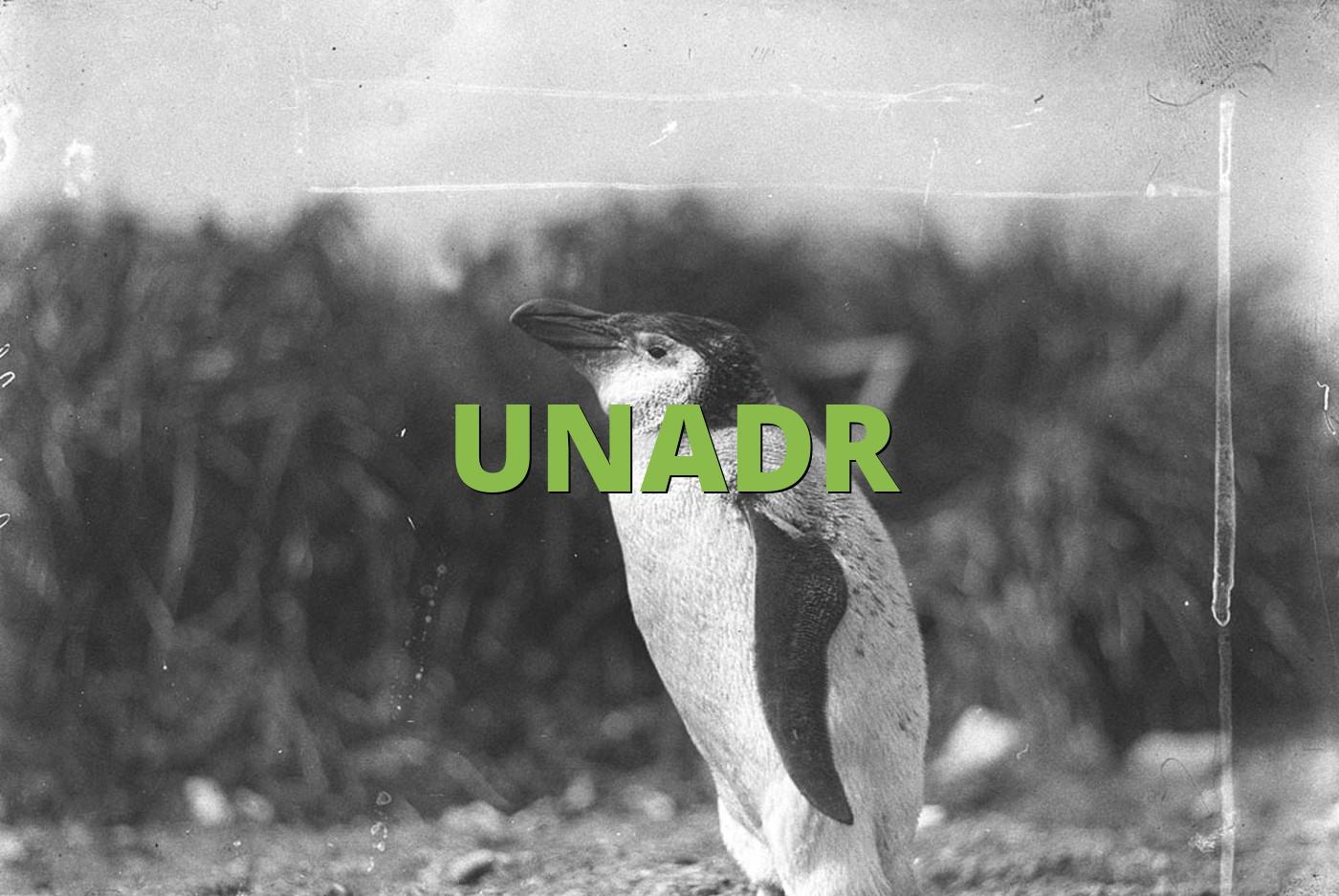 UNADR