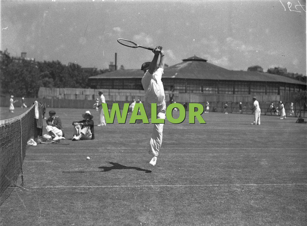 WALOR
