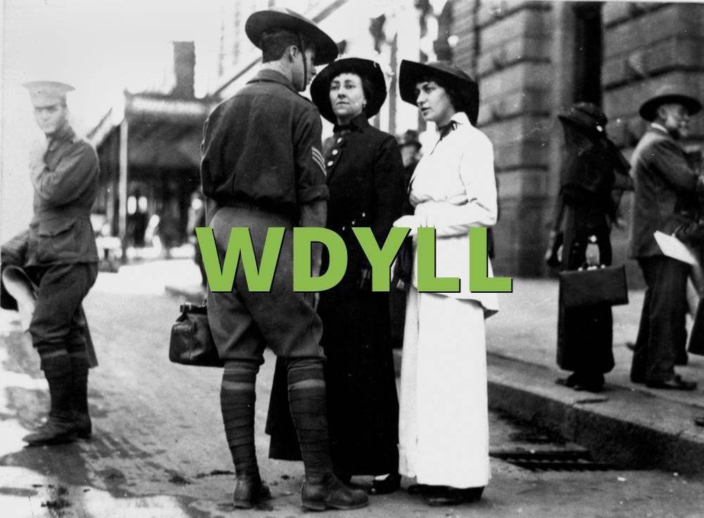 WDYLL