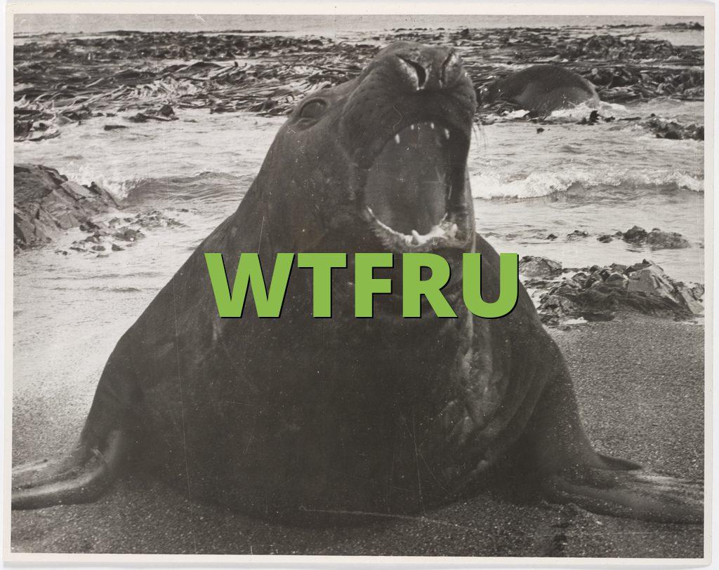 WTFRU