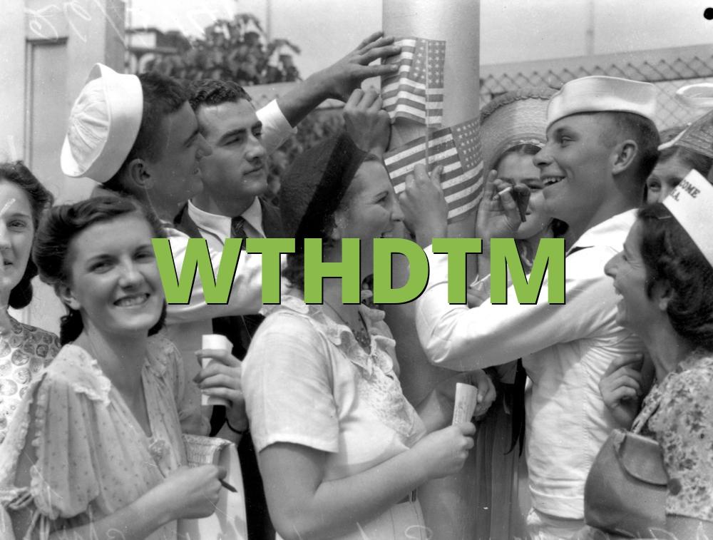 WTHDTM