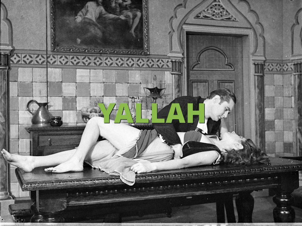 YALLAH