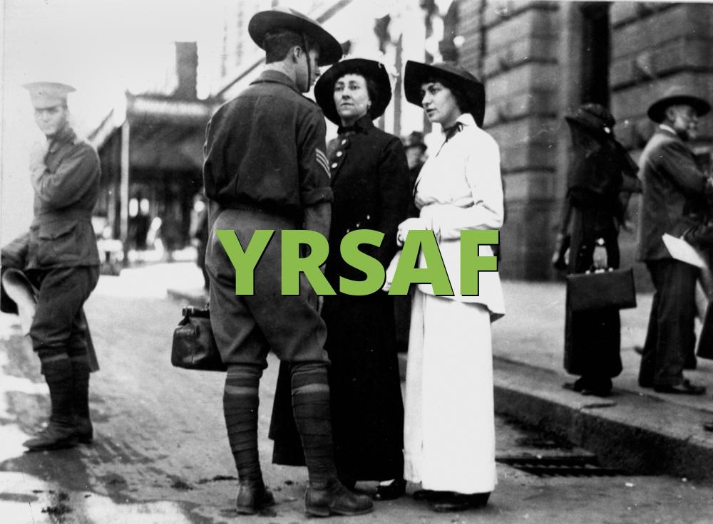 YRSAF