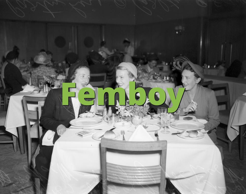 Femboy