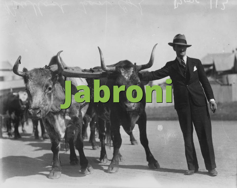 Jabroni