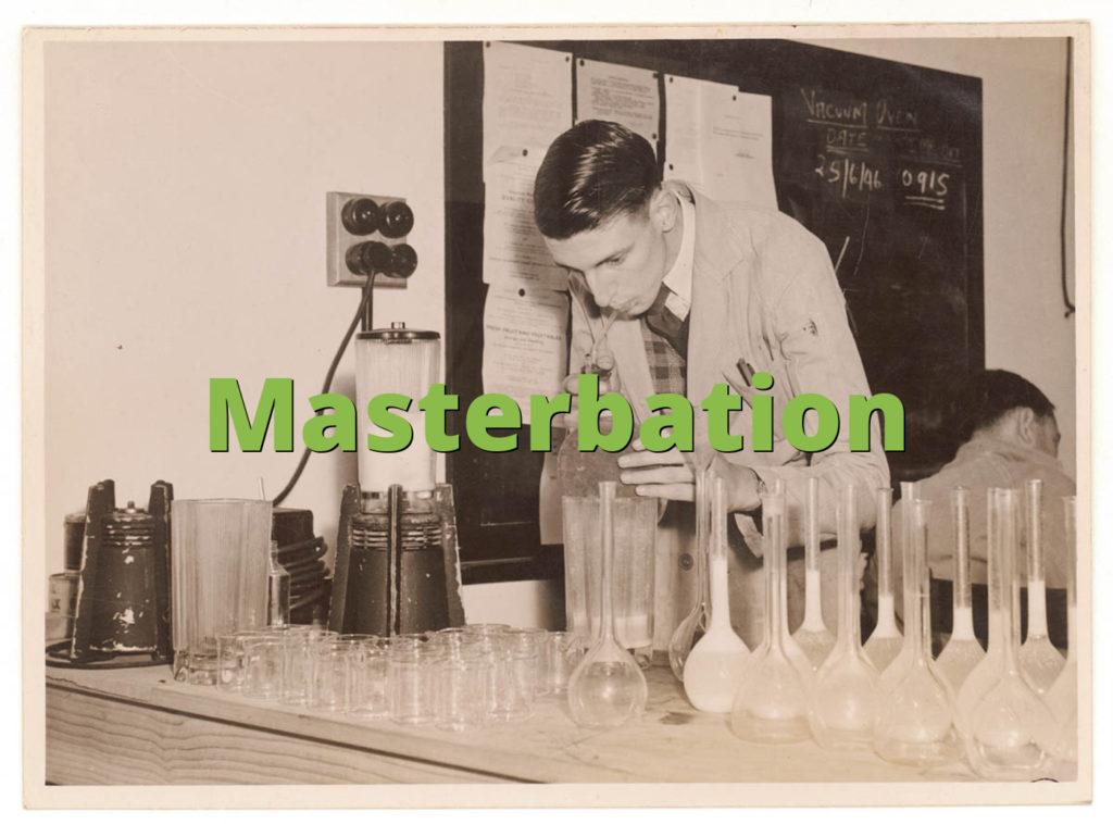 Masterbation
