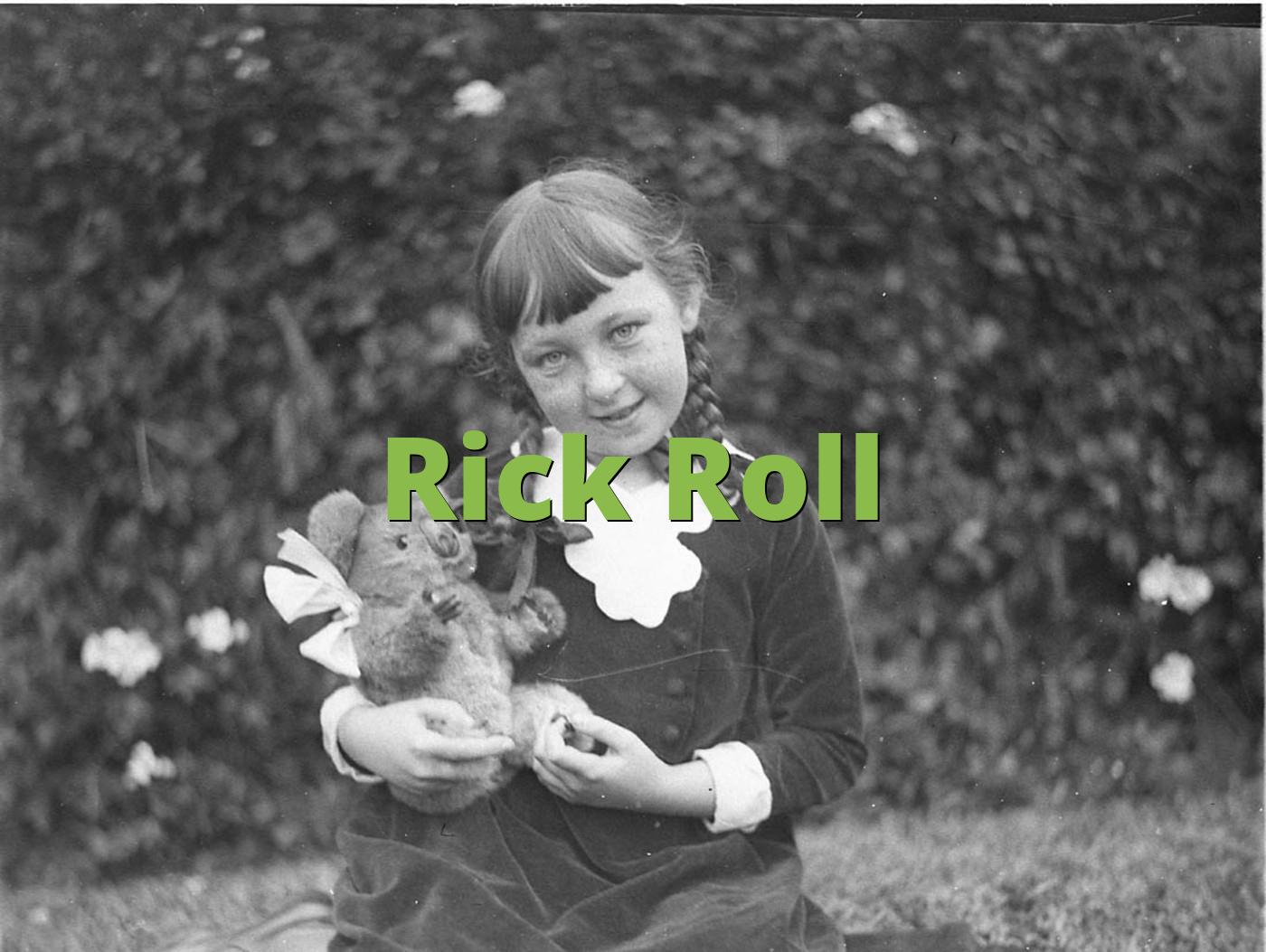 Rick Roll