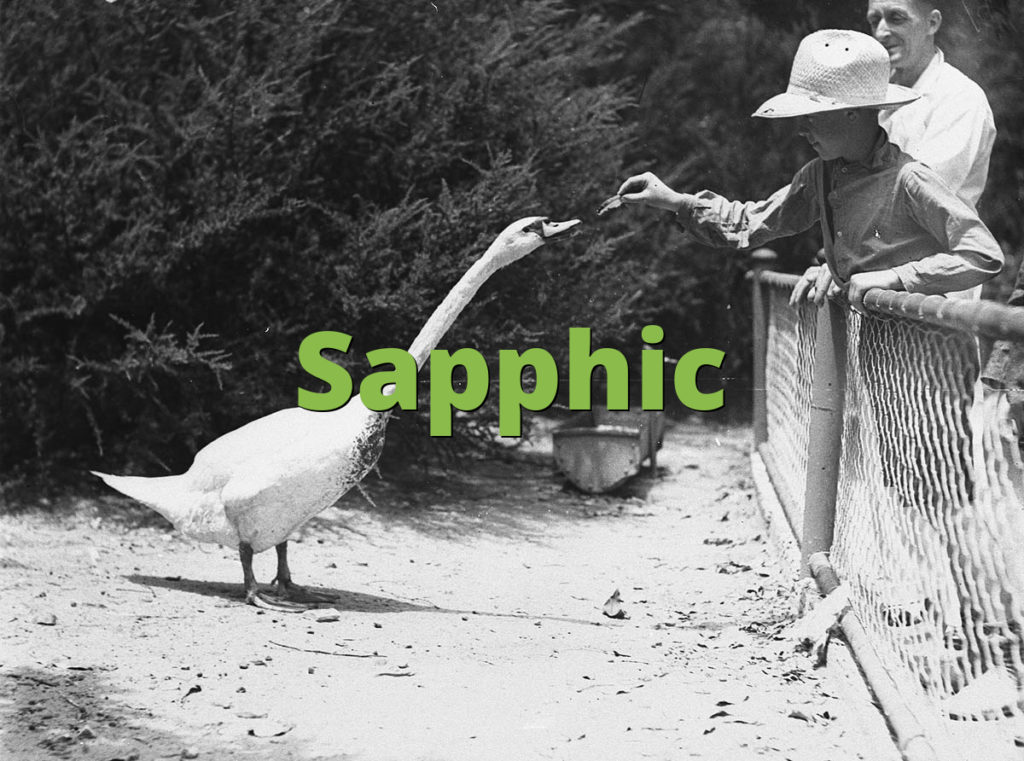 Sapphic