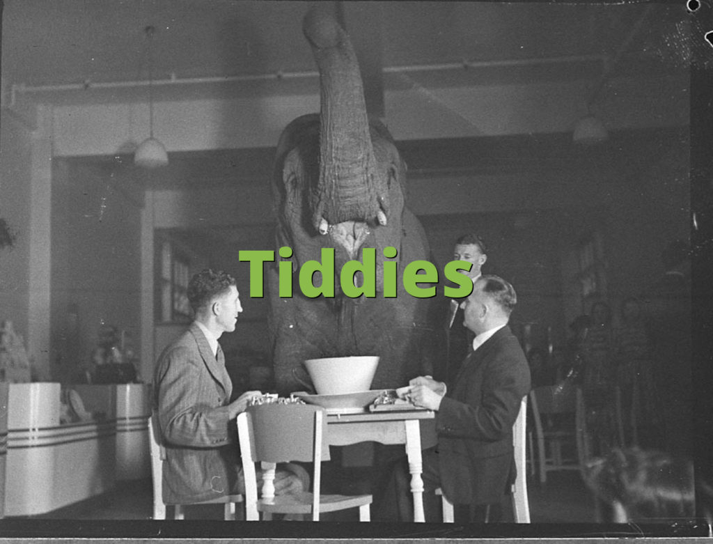 Tiddies